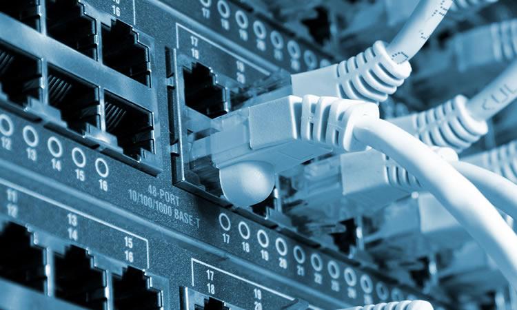 Netwerk Topologie (Kleurcodering)